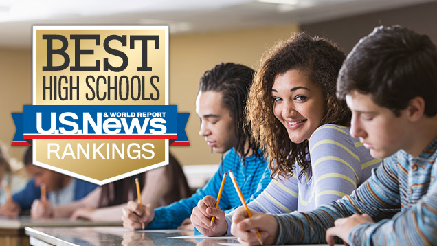 Wooster Earns a Silver Medal - US News Best High Schools